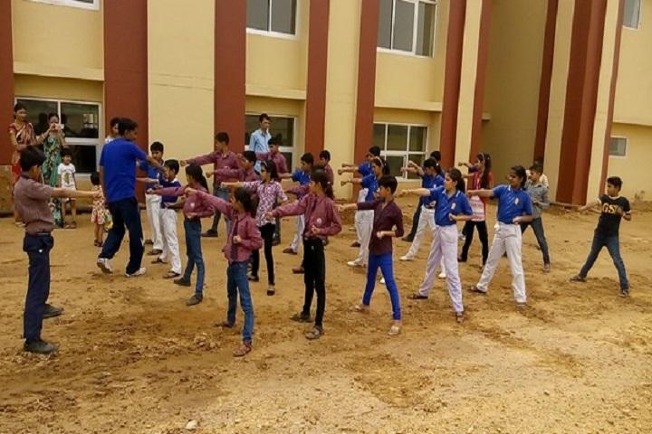 Rama and Krishna Public School-Sports Activity