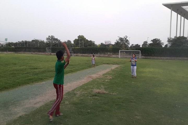 Raman Munjal Vidya Mandir-Playground