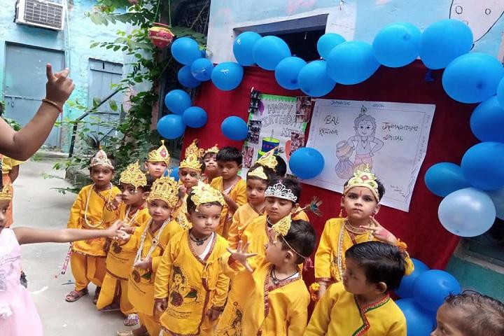Rao Ram Chander Memorial Public School-Festival Celebration