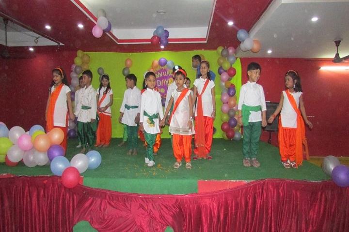 Rao Ram Chander Memorial Public School-Group Dance