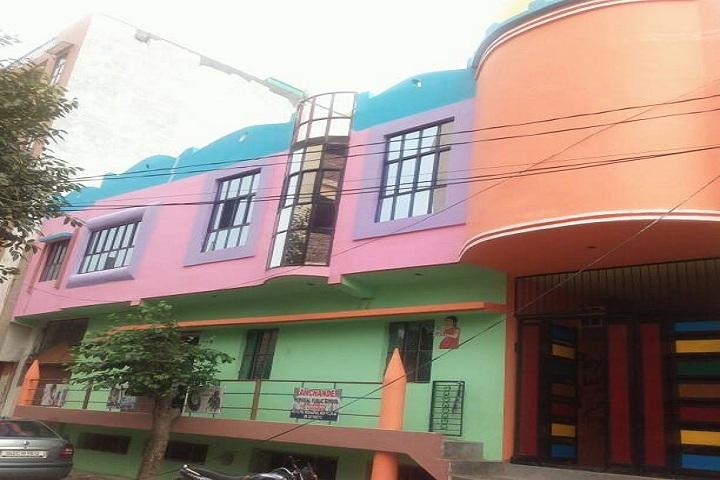 Rao Ram Chander Memorial Public School-School Building