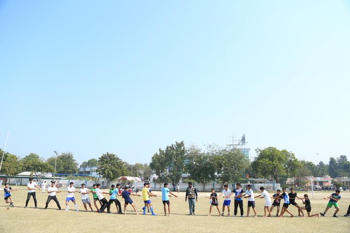 Raunaq Public School-Sports Meet