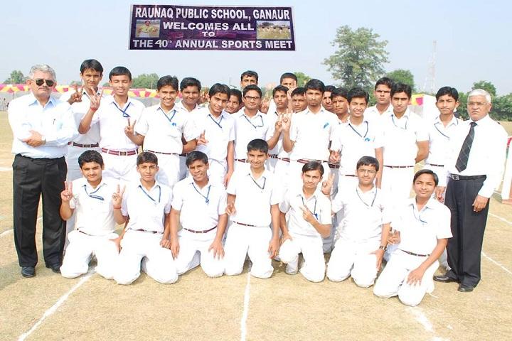 Raunaq Public School-Annual Sports Meet
