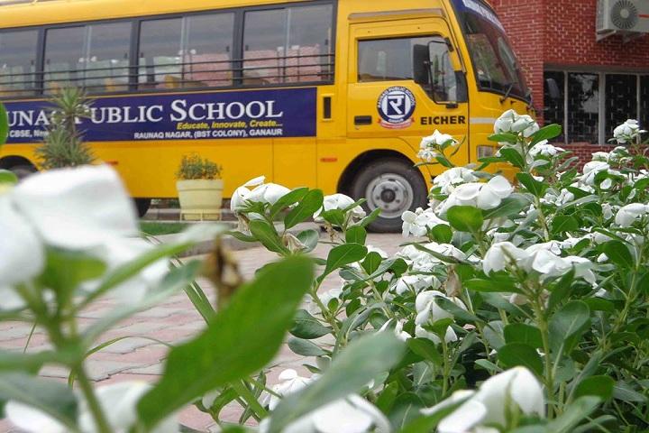 Raunaq Public School-Transport