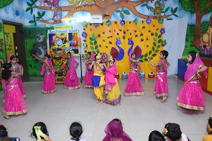 Rawal Convent School-Festival Celebration