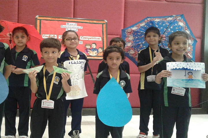 Rawal International School-English Recitation Competition