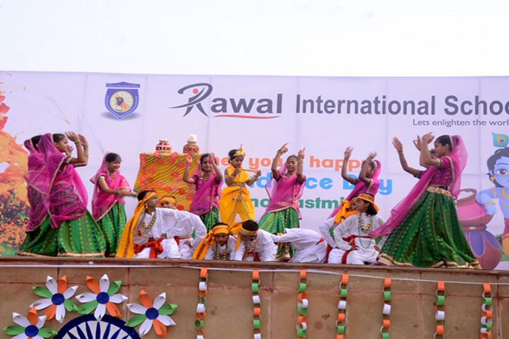 Rawal International School-Independence Day