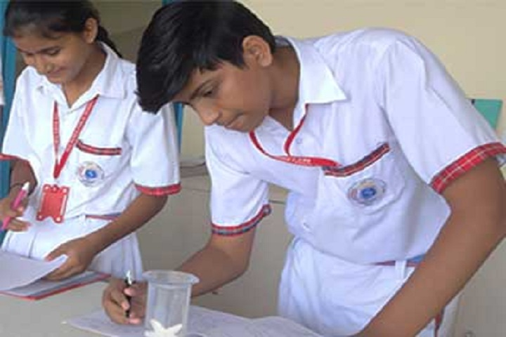 Red Roses Public School-Biology Lab