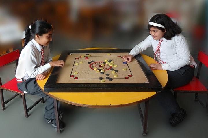 Red Roses Public School-Indoor games