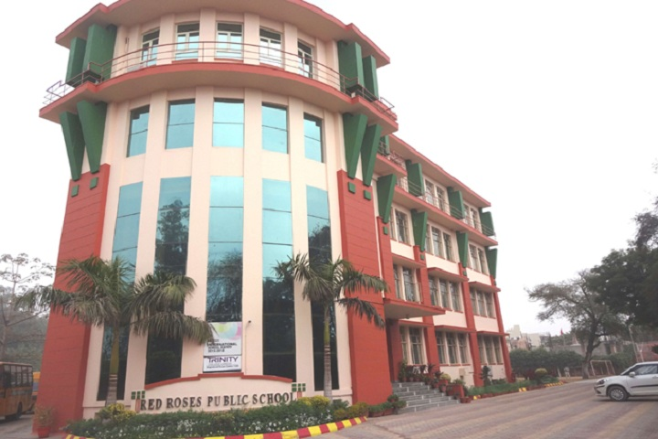 Red Roses Public School-School Building