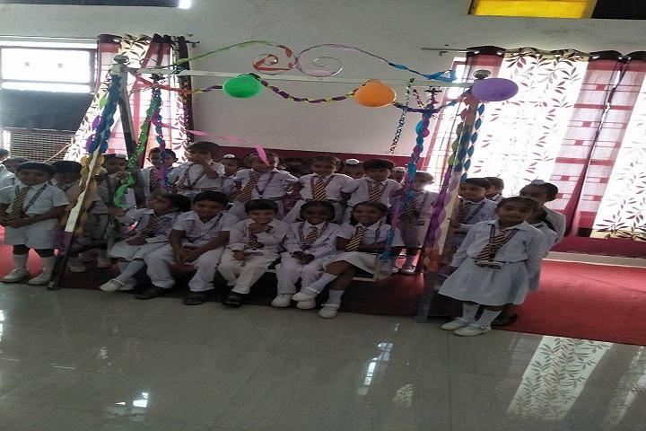 Royal Public School-Activity Room