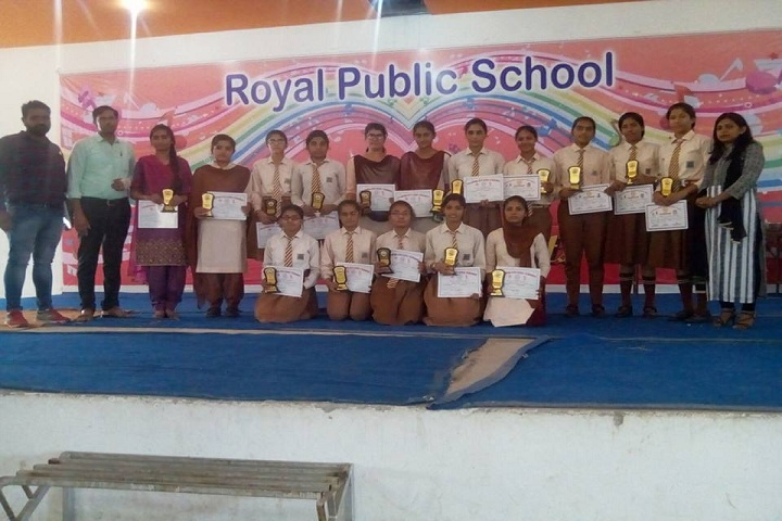 Royal Public School-Prize Distribution