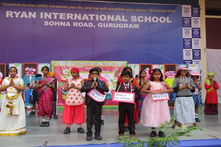 Ryan International School-Fancy Dress