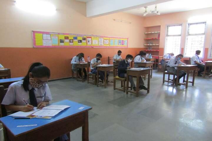 Ryan International School-Examination Hall