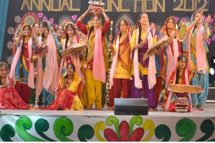 S D Adarsh Public School-Annual Day Celebrations
