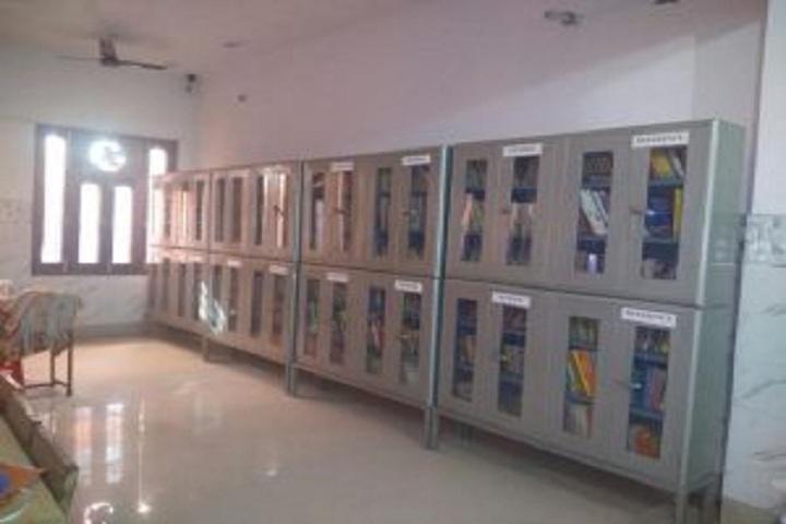 S D Adarsh Public School-Library