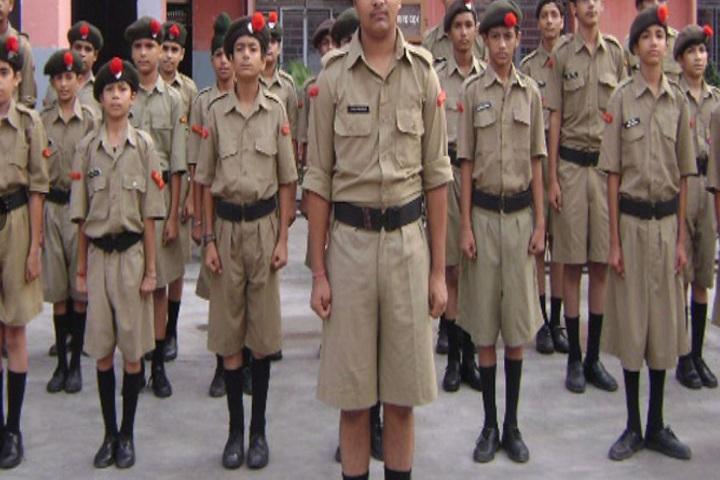 S D Adarsh Public School-NSS