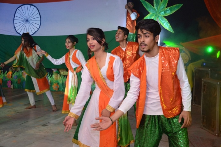 S D Adarsh Public School-Independence Day
