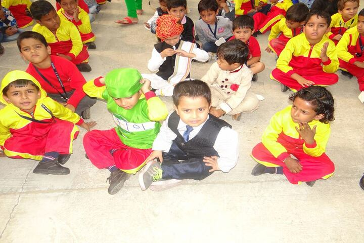 SDM Public School-Children Day