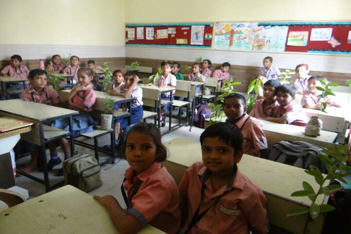 SDM Public School-Classroom