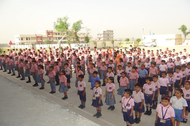 SDM Public School-Morning Assembly