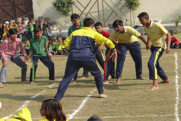 SDM Public School-Sports
