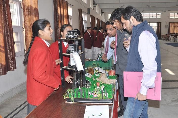 S D Maruti Nandan Vidya Mandir-Science Exhibition