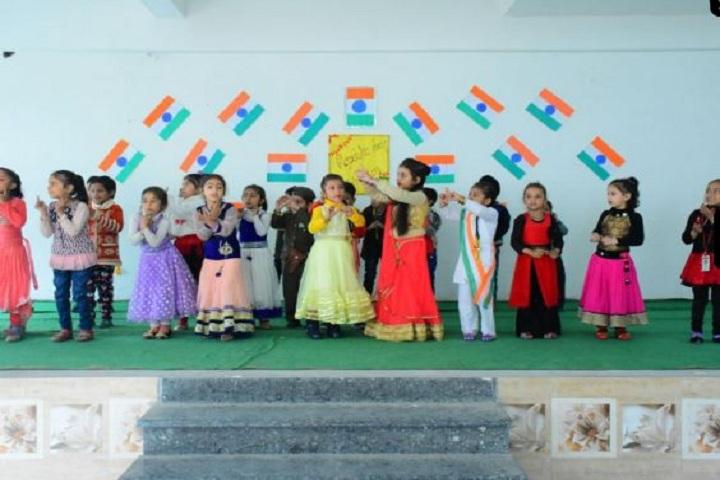 S D Model School-Republic Day