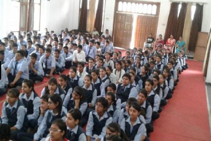 S D Model School-Seminar On Moral Values