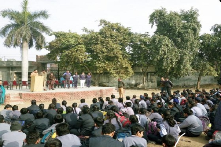 S D Model School-Student Safety Programme
