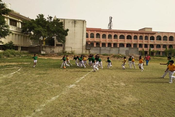 S D Model Senior Secondary School-Sports