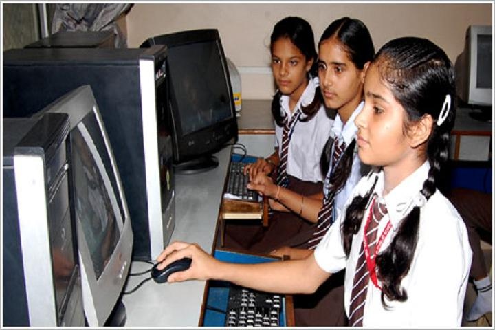 S D Public School-Computer Lab