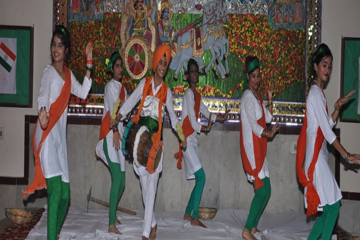 S D Public School-Independence Day