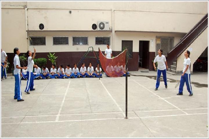 S D Public School-Sports
