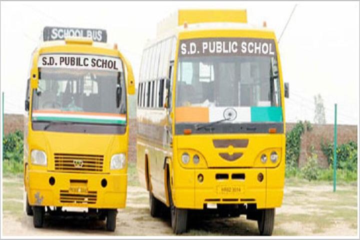 S D Public School-Transportation