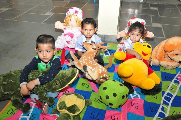 S D Vidya Mandir-Children Play