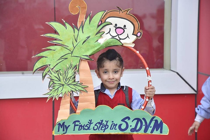 S D Vidya Mandir-First step