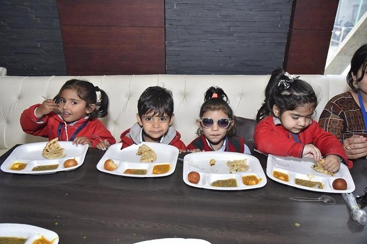 S D Vidya Mandir-Food Fest