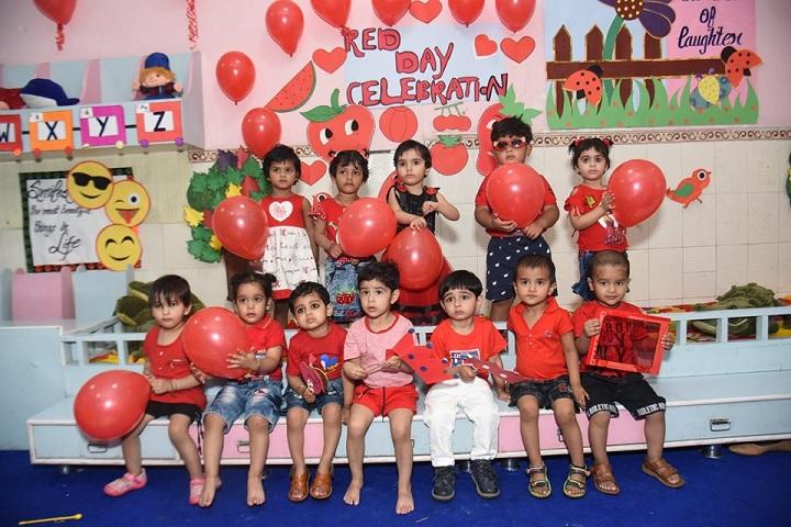 S D Vidya Mandir-Red Day Celebrations