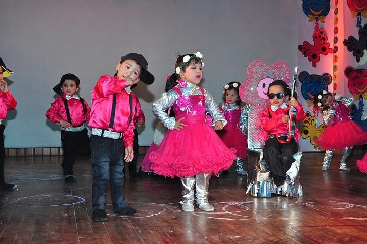S D Vidya Mandir-Sports Day Celebrations