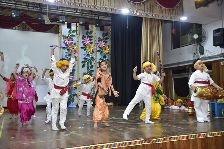 SD Vidya Mandir-Baisakhi Celebration