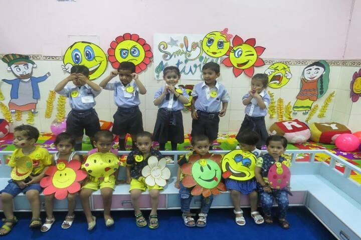 SD Vidya Mandir-Classroom Activity