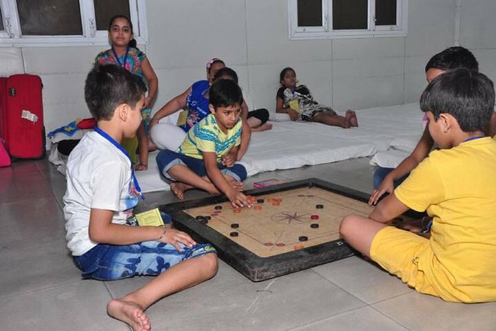 SD Vidya Mandir-Indoor Games