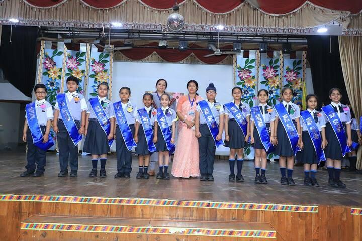 SD Vidya Mandir-Investiture Ceremony