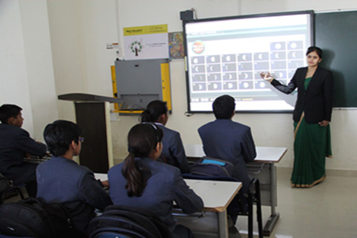 S E D Senior secondary School-Classroom