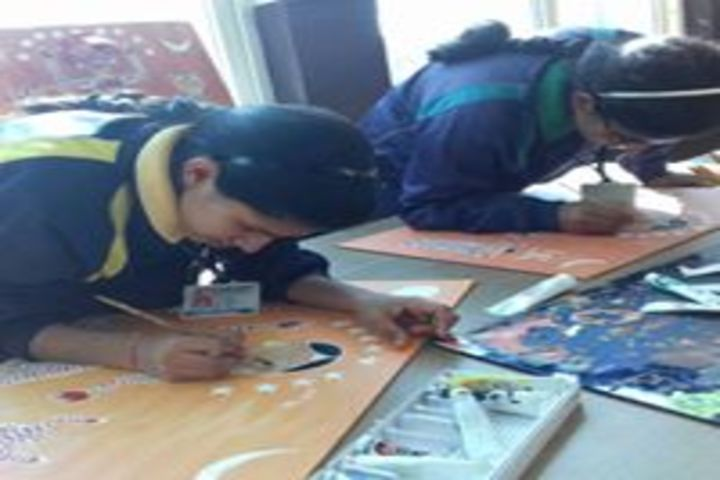 S E D Senior secondary School-Drawing Activity