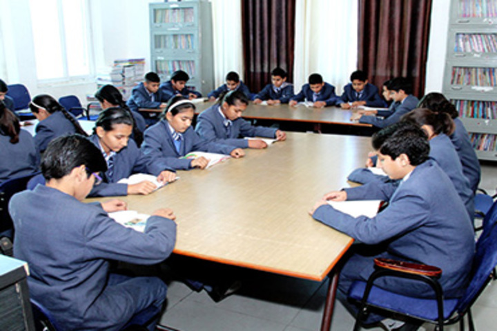 S E D Senior secondary School-Library