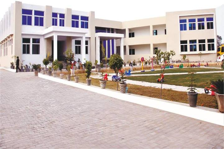 S E D Senior secondary School-School Building