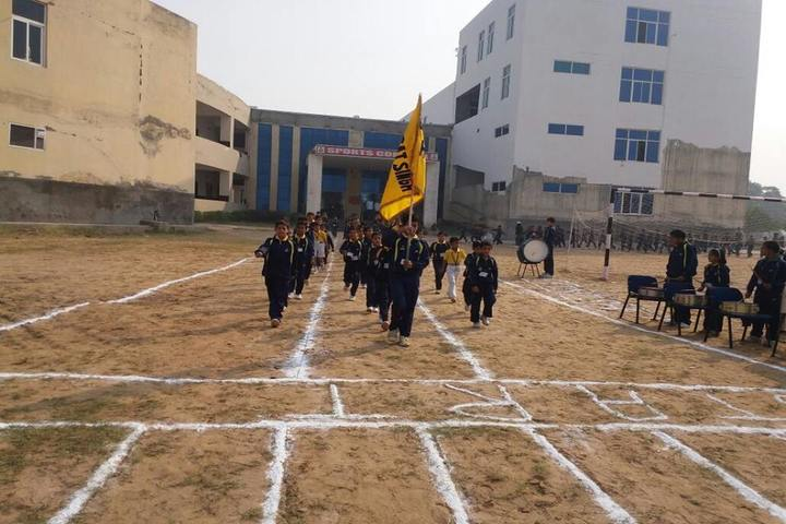 S E D Senior secondary School-Sports