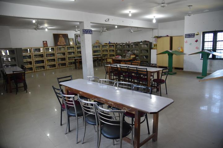 S M S Public School-Library